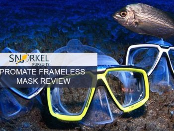 PROMATE FRAMELESS MASK REVIEW