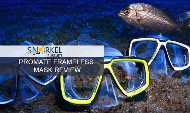 PROMATE FRAMELESS MASK REVIEW