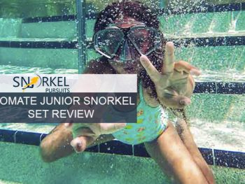 PROMATE JUNIOR SNORKEL SET REVIEW