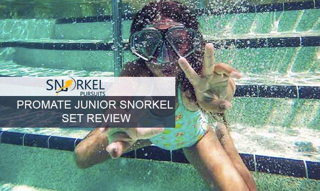 PROMATE JUNIOR SNORKEL SET REVIEW
