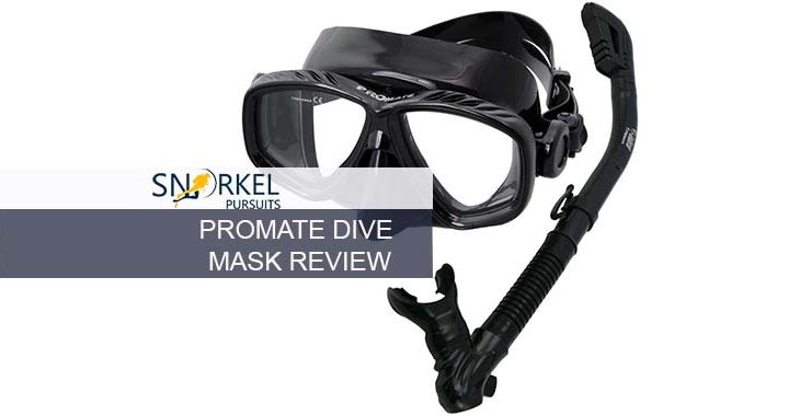 Promate Dive Mask