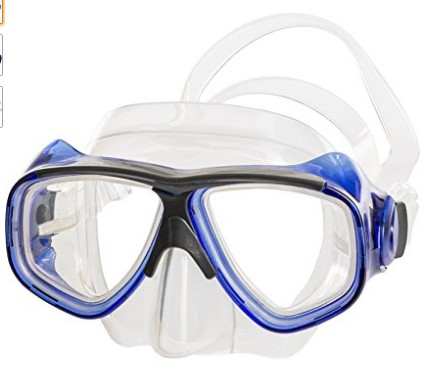 ist scuba diving mask
