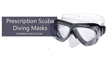 prescription scuba diving masks.