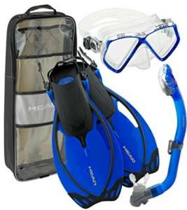 head by mares junior snorkel gear