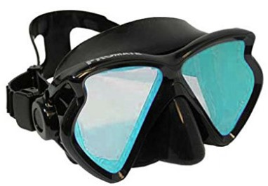 PROMATE Scuba Dive Diving Mask Correction Mask review