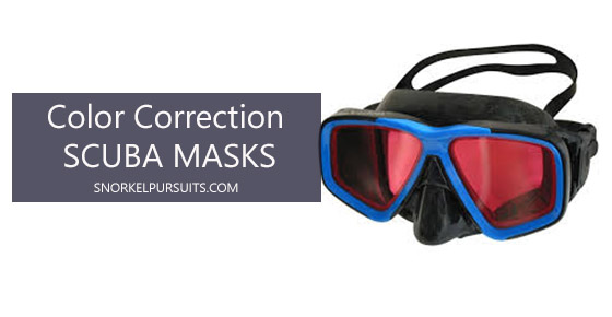 color correction scuba masks review