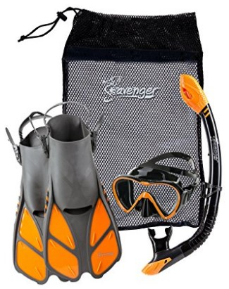 scavenger snorkel set review
