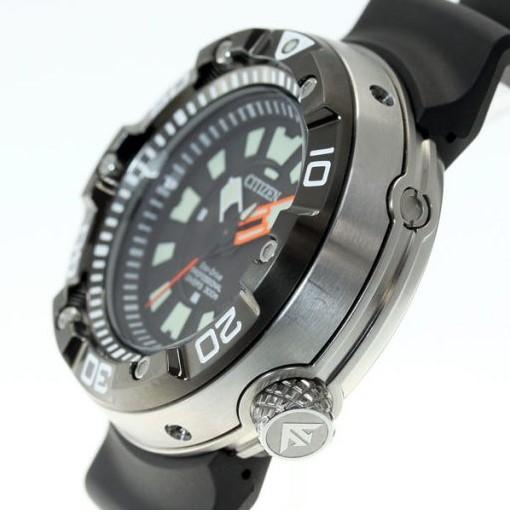 Citizen Promaster Diver BN0175-19E 'Ecozilla' stainless steel