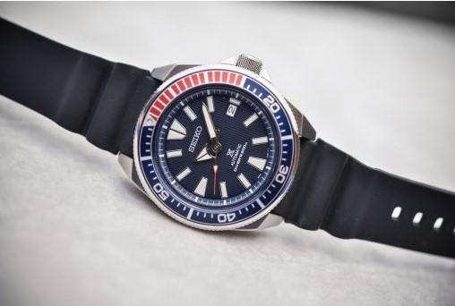 Seiko Samurai SRPB5x watch