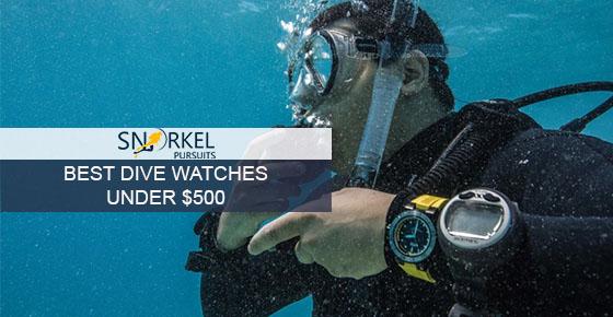 best diver watch under 500