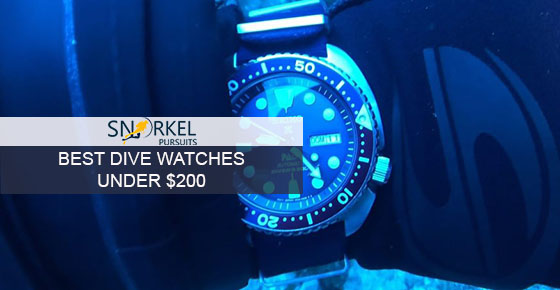 best dive watch under 200