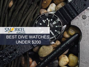 BEST DIVE WATCHES UNDER $200